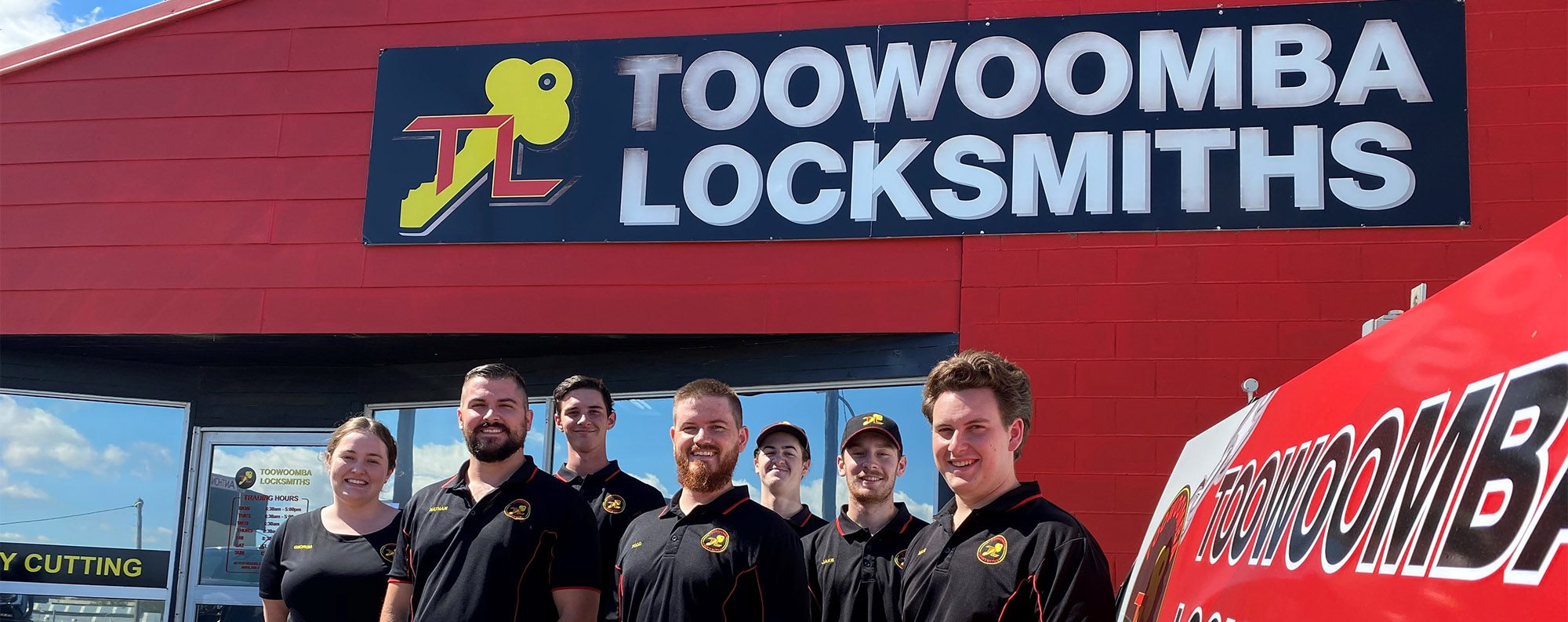 Locksmiths in Toowoomba