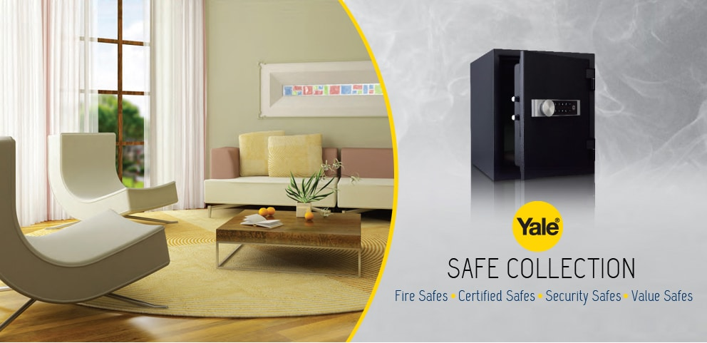 yale safes
