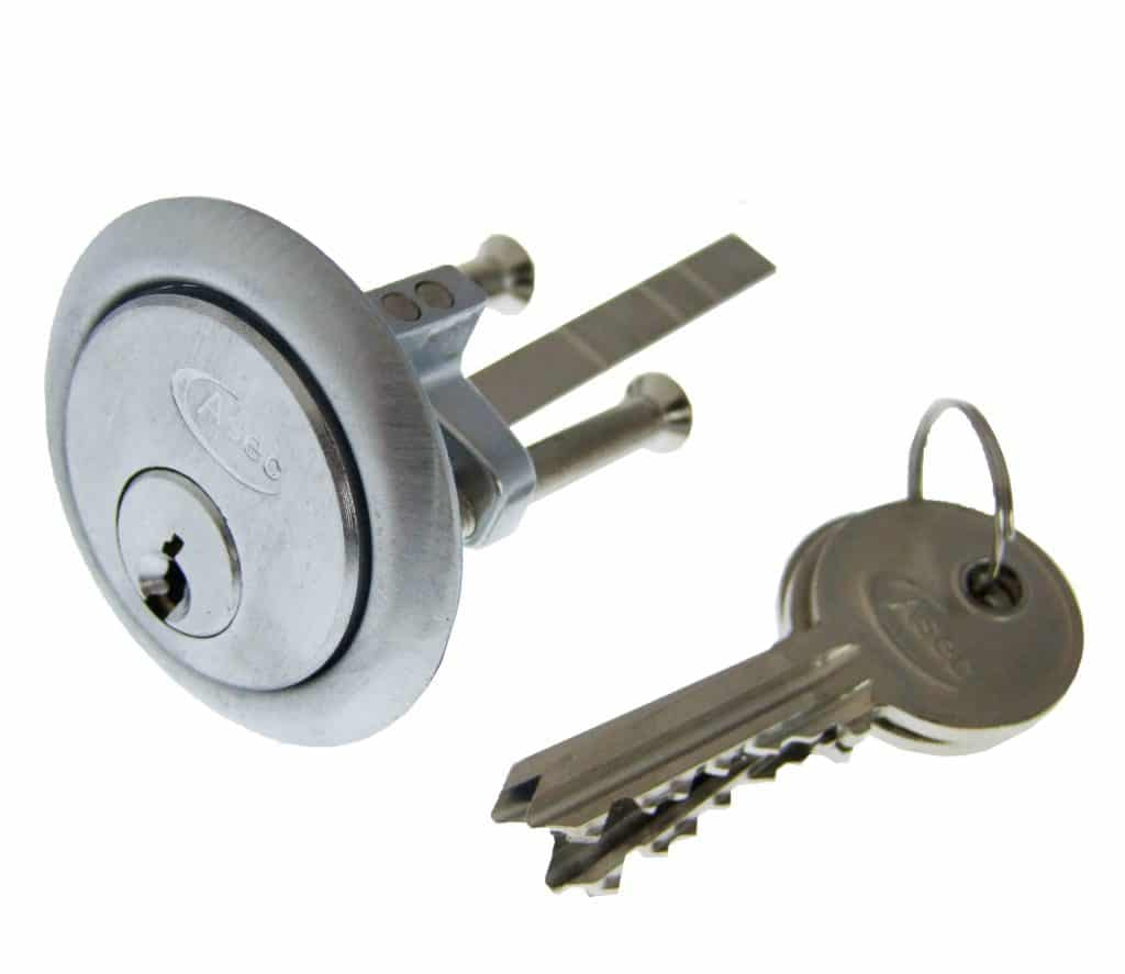 What are the different types of door locks