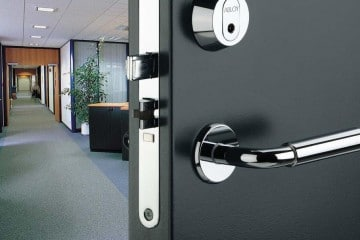Security screen and Security Door Locks